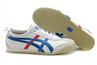 Onitsuka Tiger MEXICO66 white blue red