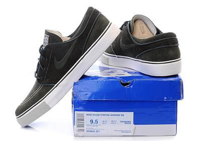 air Zoom Stefan Janoski SB low to help cushion men skateboard shoes 333824-331   ����� 40 - 45